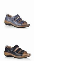 Womens Natural Comfort Susan Navy/Black Sandals Closed Back Comfortable Shoes
