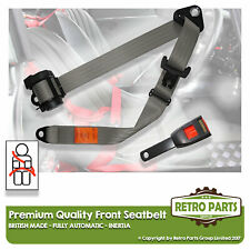 Front Automatic Seat Belt For Toyota Corolla Hatchback 1992 Shape Grey