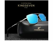 Polarized Aviator Driving Sunglasses Outdoor Sports UV400 Glasses Eyewear w/Case