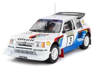 Peugeot 205 T16 Rally 1000 Lacs 1986 - Ixo