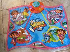 Dora the Explorer Dance Around the World Dance Mat Electronic Game 2005 Mattel