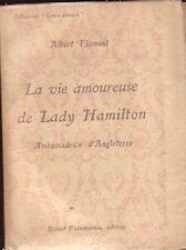 La vie amoureuse de Lady Hamilton, ambassadrice d'Angleterre - Collection : Leur