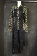 NotThatSexy jacket made from Raf Simons fabric army trench camo unisex M Large
