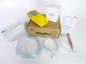 BW Technologies GasAlert Max XT II Gas Monitor (O2,LEL,H2S) UK VERSION BRAND NEW