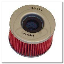 K & N Filtre à huile kn-111 HONDA CB 450 s pc17