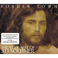J.D. Souther, J.D So - Border Town: Very Best of [New CD] UK - Import