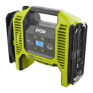 RYOBI R18MI-0   18 V Akku-Multikompressor   ideal zum Aufpumpen aller Art