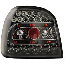 LED 2 x Rückleuchten Heckleuchte für VW Golf III 91-98 black / schwarz 1016752