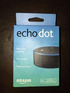 Amazon Echo Dot 2nd Generation Alexa Smart Assistant Enabled Bluetooth Speaker