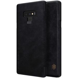 Samsung Galaxy Note 9 Nillkin Qin Leather Handy Schutzhülle Ledertasche Hülle