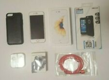Unlocked Rose Gold Apple iPhone 6s (A1688) 32GB Excellent Condition + Extras.!!