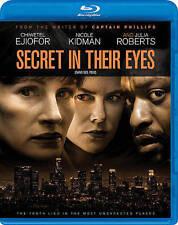 Secret in Their Eyes Blu-ray  blu-ray only & case Julia Roberts-Nicole Kidman