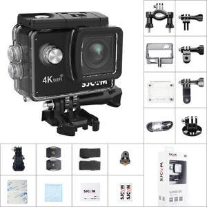 "Original SJCAM SJ4000 AIR Sport Action Camera Full HD 4K 2.0"" WaterProof WIFI jy"