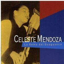 Celeste Mendoza, Celesta Mendoza - Reina Del Guaguanco [New CD]