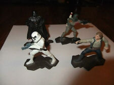 Kenner Metal Action Figures without Packaging