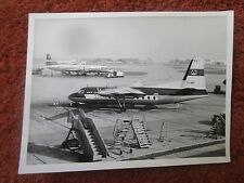 PHOTO FOKKER F.27 EI-AKE AER LINGUS IRISH IRLANDE LOT POLAND GATWICK AIRPORT