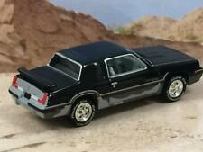 5th Generation Olds 442 83 Work In Progress Barn Find HURST 1/64 Scale Lim E M23