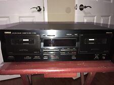 Yamaha Ns K-903 Dual Cassette Deck