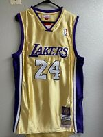 XXL Kobe Bryant Jersey Hall of Fame 2020 Special Edition Mitchell & Ness Lakers
