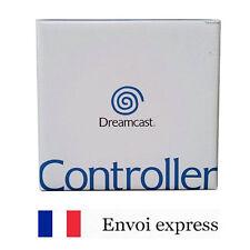 Manette Dreamcast neuve / new complete (boite notice box manual)- pad controller