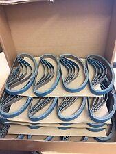 Starcke HighQ Blue Zirconium Sanding Belts P60 Grit 10x330mm PACK OF 100 04956