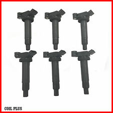 6 x Brand New Ignition Coils for Toyota Alphard Harrier Lexus ES300 RX300 3.0L