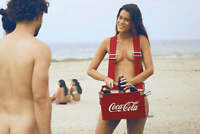 Coca Cola, Pepsi, Vintage Soft Drink Ads reprint 8.50 x 11 inches photo 029