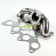For 86-99 Toyota CT9 SS304 Turbocharger Manifold EP82 EP91 4E-FTE 1.5/1.6L Dohc