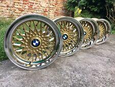 BBS RZ 7,5;8,5x16 et13 5x120 Kreuzspeiche BMW e12,e23,e24,e28,e30 m3,e32,e34,e36