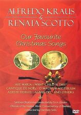 Alfredo Kraus and Renata Scotto - Our Favourite Christmas Songs DVD NTSC NEW