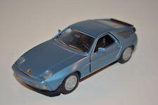 NZG N.Z.G. 262 Porsche 928S 928 S metallic blue perfect mint condition