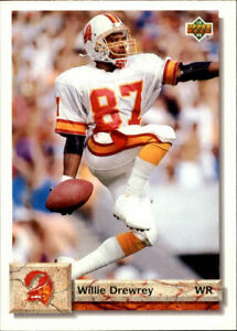 1992 Upper Deck Football Card Pick 501-620