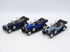 Solido SB 1/43 - Set di 3 Fiat 525 N°