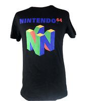 Difuzed Nintendo 64 N64 Logo Graphic T-Shirt Size Large