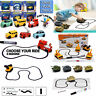 Magic Pen Inductive Car Tank Truck Toy Automatic Follow-Line You Draw Kids Gift