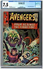 Avengers #27 CGC 7.5