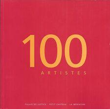 100 artistes pour 100 ans de la ligue des Droits de l'Homme