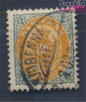 Dänemark 31I Y B gestempelt 1875 Ziffern (8304919