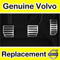 Genuine Volvo C70 (06-) Sport Pedals (RHD Manual)
