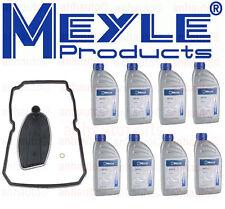 8-Liters Automatic Transmission Fluid  OE Spec 236.10 & Filter Kit 722.6xx