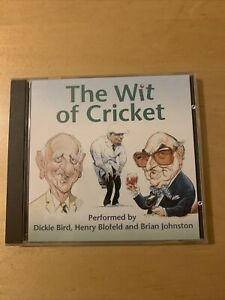 The Wit of Cricket CD (2004) Used very good. Free Postage!
