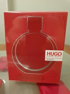 HUGO BOSS WOMAN EAU DE PARFUM 50 ml SPRAY. NEW.