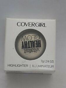 COVERGIRL Vitalist Healthy Glow Highlighter/Illuminator #2 Starshine Silver Gold