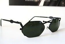 Neostyle 50-17 135 Germany Modernist Holiday 946 Black Vintage Sunglasses Mens