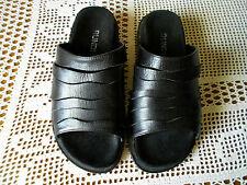 Rundholz,Schuhe/Pantoletten/Pantoffeln/Schlappen,GR.37,Lagenlook,ungetragen.