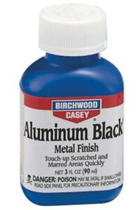 Birchwood Casey Aluminum Black 3oz Bottle