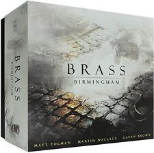 Brass Birmingham Deluxe (mit Iron Clays, Roxley Games, englisch) *neu* *OVP*