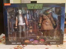 NECA TMNT Teenage Mutant Ninja Turtles Casey Jones Raphael Figures Walmart
