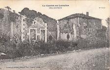 GUERRE 14-18 WW1 MEURTHE-ET-MOSELLE SEICHEPREY éd gardolle et briquet