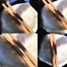 Huehuetl Drumsticks Aztec Dance